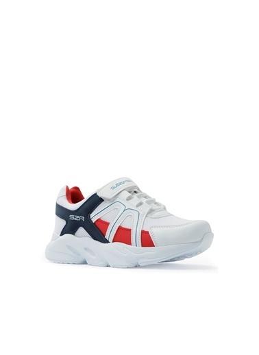 Slazenger Slazenger KORA Spor Çocuk Ayakkabı  Beyaz